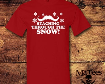 Mustache Shirt, Mustache, Movember, Chirstmas Shirt, Funny Beard Shirt, Beard, Beards, Great Beard, Men Without Beards, T-Shirt; Shirt