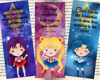 Sailor Moon and Friends