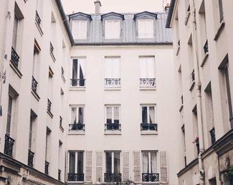 Umarmung - Paris Landschaft Fotografie-Druck