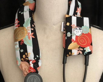Stethoscope Cover, Nurse Graduation, Stethoscope Accessory, Registered Nurse, RN, Doctor, Vet tech, Nurse Gift, LPN, Medical Assistant, RT