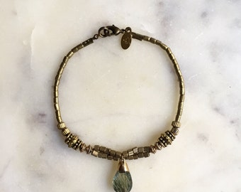 Isabel pendant bracelet