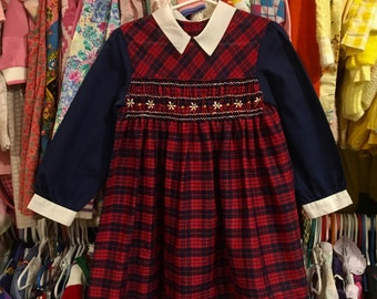 Polly Flinders Dress 4/5