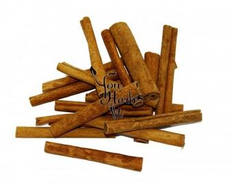 Cinnamon Sticks Cassia Quills 10cm  - Cinnamomum Cassia