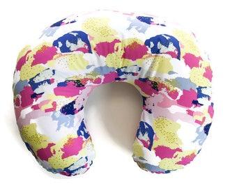 Nursing Pillow Cover Berry Abstract - Nursing Pillow Cover -Purple Boppy Cover - Boppy Pillow Case - Boppy Slip Cover -Abstract Boppy Cover