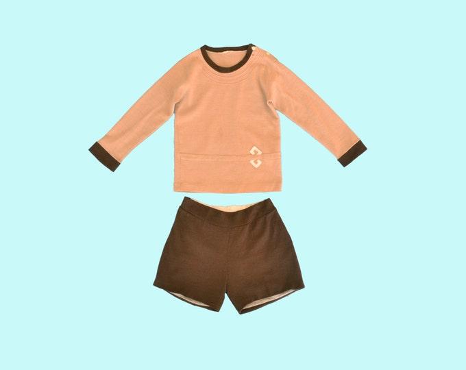 1930s Childs Wool Gym Uniform