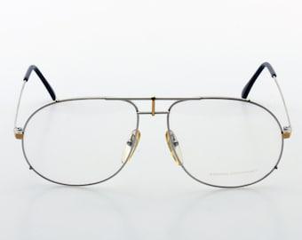 Trend Company 80s vintage aviator eyeglasses