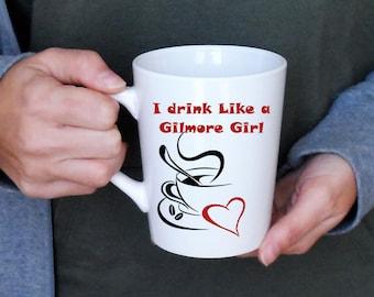I Drink Like Mug