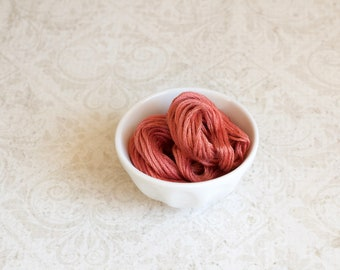 NEW Color! CORAL REEF 0591 Gentle Art GaST hand-dyed embroidery floss cross stitch thread at thecottageneedle.com 2018 Nashville Market