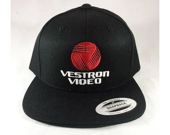Vestron Video baseball cap Chopping Mall The Gate From Beyond 80's horror