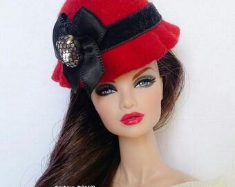 Author's hat  *Bonnet*  1:6