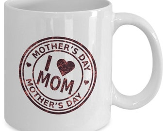 Mother's day deco - coffee mug