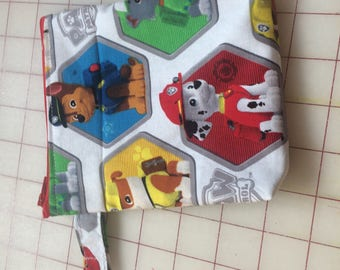 6x5 reusable snack bag