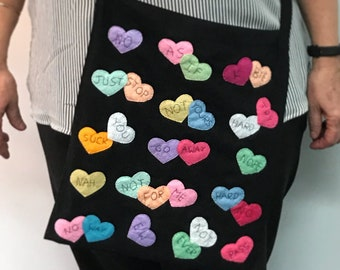 Not Your Sweetheart Tote