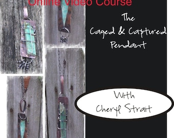 Caged and Captured Online Video Course Class Tutorial