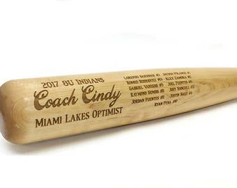 Little League Bat,Personalized Baseball Bat,Custom Baseball Bat,Engraved Bat,Engraved Baseball Bat,T-Ball Bat,Coaches Bat,BAT26