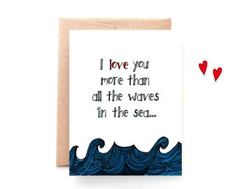Waves in the Sea