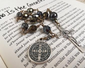 St. Benedict Chaplet Rosary