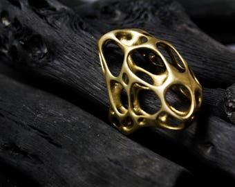 Cavity_Ring (Brass)