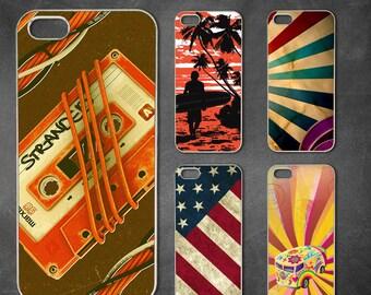 Retro image iphone 7 case, iphone 7 plus case, iphone 6/6s , iphone 8 case, iphone 6 plus case, iphone x, 5/5s case, 5c case, 4/4s