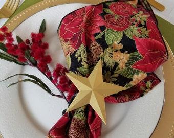 Poinsettias (6 ct)