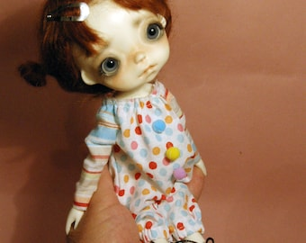 Soso' collectible BJD' resin doll by Chrishanthi ''Ppinkydolls''