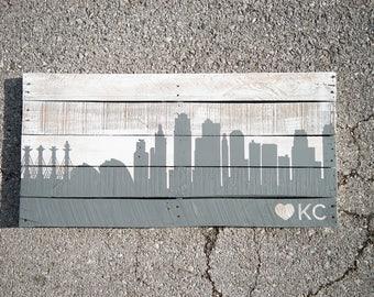 Kansas City Skyline - Customize your favorite City