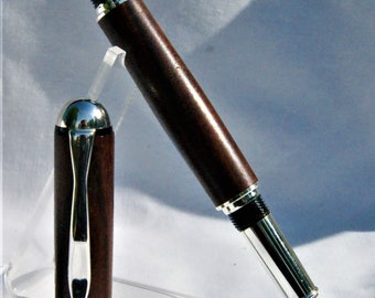 Beautiful European style Fountain Pen in Cocobolo by Creative Pen Treasures