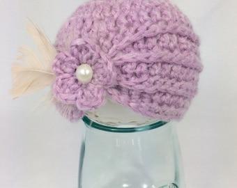 Baby turban hat, crochet baby hat, baby girl hat, baby girl turban, turban hat, newborn turban hat, newborn photo prop