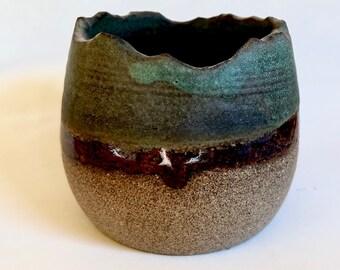 Small Ceramic Vessel