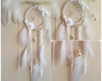 Hanging on Driftwood Dreamcatcher
