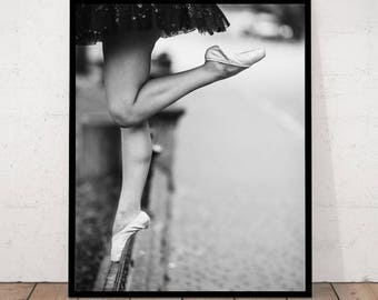 ballerina art, ballet, ballerina black and white, en pointe, ballerina photography