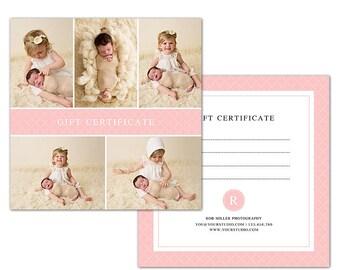 GC3 :. Gift certificate template | Hello little boy