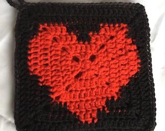 Big Heart Hotpad