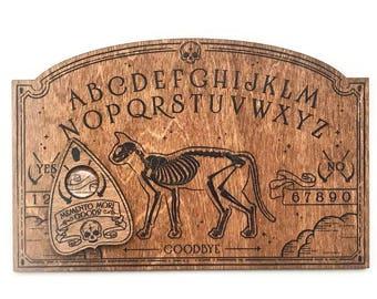 Wood Spirit Board