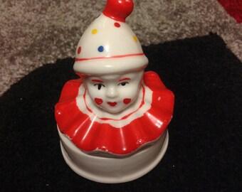 Clown Ring Box