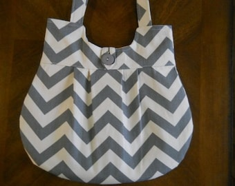 SALE!  best seller!  Gray chevron purse chevron, purse, bag, gift, mustard bag, chevron, tote bag, purse,