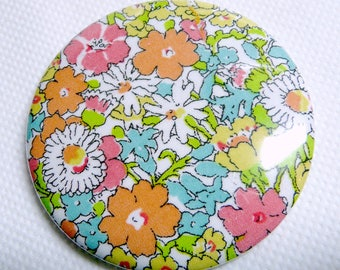 Mirror in liberty of London in summer bright and spring colors [56mm.