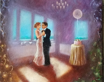 Custom Wedding Painting from your Photos