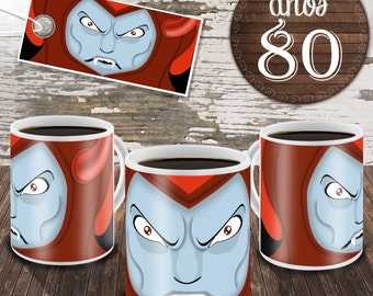 Template Mug Dungeon Dragon Venger