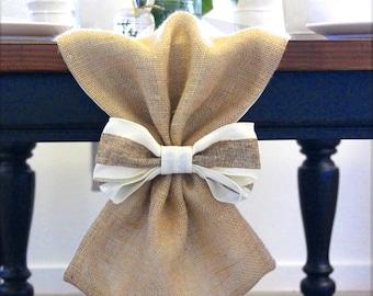 Rustic Table Runner - Burlap Table Runner - Rustic - Wedding Table Runners - Rustic, Hessian, Jute Runners, Rustic Wedding Decorations