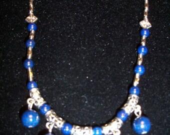 18 inch Blue Lapis Lazuli