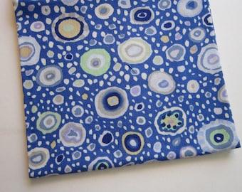 fat quarter - Kaffe Fassett ROMAN GLASS - BLUE - 100% cotton - Rowan Fabrics
