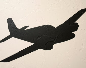 Private Plane - Wall Decal
