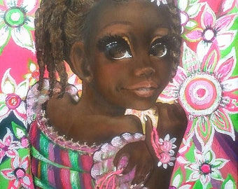Clementine Gets Pretty: African American Art