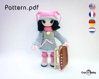 Pattern - Leïla & her Luge