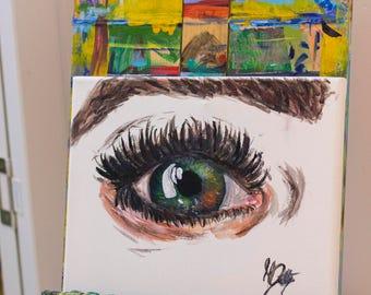 Eye Painting #1