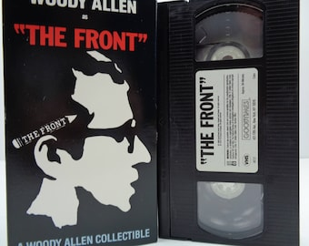 The Front VHS Tape