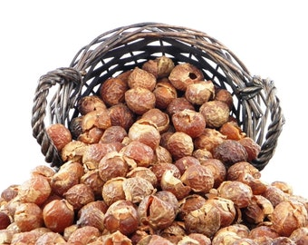 BULK Soap Berries: USDA Organic, Chemical Free, De-Seeded