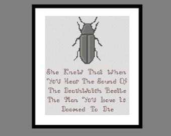 Practical Magic's Deathwatch Beetle