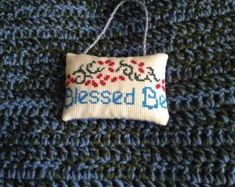 Blessed Be Wall Hanging